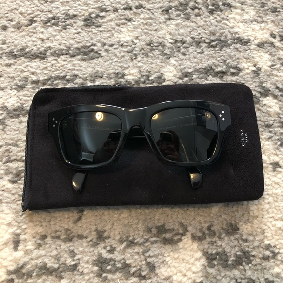 7bf8161395af 45% off Celine Accessories Cline Sunglasses Polarized